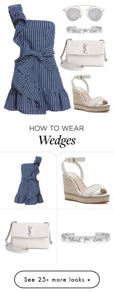 """The Weekend Baby"" by tasha-m-e on Polyvore featuring Lanvin, Alexis, Yves Saint Laurent, Christian Dior and Gucci"