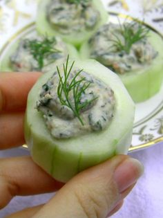 Here's How to #Serve Appetizers That Are Healthy and Delicious ...