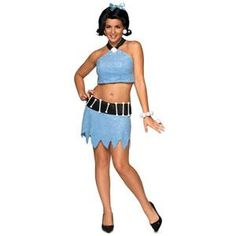 Disfraz chica Betty, Los Picapiedra en www.misscompras.com