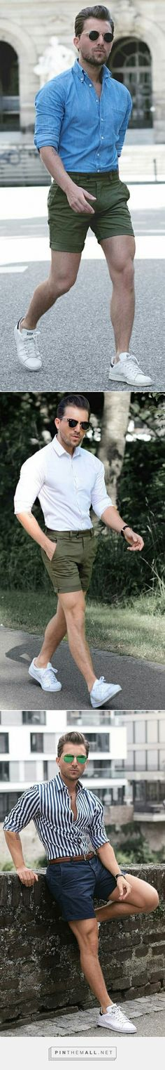 Try these amazing shorts + shirts outfits for men Handsome Men Quotes, Handsome Arab Men, Beautiful Women Quotes, Beautiful Tattoos For Women, Mens Fashion Blog, Best Mens Fashion, Men's Fashion, Strong Woman Tattoos, Woman Sketch