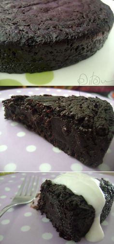 Olha, se eu já comi algum bolo de chocolate melhor do que este, sinceramente, não me lembro. E quando eu digo este, sem modéstia (ora, bolotas) é este aqui mesmo: a versão da torta búlgara que eu p...