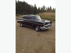 Chevy Bel Air, very classic and in great condition.