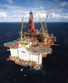 oil rigs and platforms/ australia - Google Search