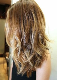 Hottest Hair Color Trend of 2015: Ecaille | Image Source: www.popularhaircolor.com