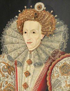 Elizabeth I, Elizabethan Era, Elizabethan Clothing, Tudor Dynasty, Tudor Era, Renaissance Era, Renaissance Fashion, Mary Queen Of Scots, Tudor History