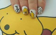 8 Fabulous Dog Nail Art Tutorials You Should Totally Try Dog Nail Art, Dog Nails, Kawaii Nail Art, Nail Jewelry, Dog Crafts, Up House, Fabulous Nails, Health And Beauty Tips, Mani Pedi