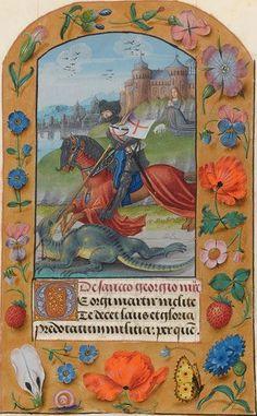 The Fitzwilliam Book of Hours | Folio Illustrated Book
