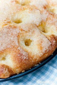 Kindheitserinnerungen – Zuckerkuchen nach Großmutters Rezept – Lecker & Locker