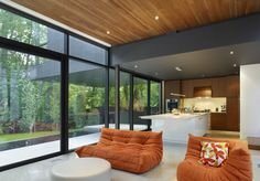 Cedarvale Ravine House /