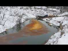 North Dakota Ash Coulee Creek * Over 170,000 gallons of oil has spilled a mere 200 miles away from the Standing Rock Water Protection Camp. #NoDAPL