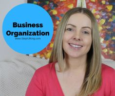 Want to know what is the most common form of business organization?  Find out what is the BEST form of organization when you're in an at home business, and I will also share with you tips on how you can get started today so you can get results fast!   http://www.stephjking.com/BizOrganization