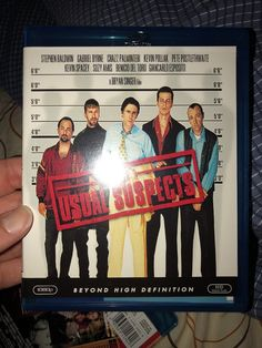 The Usual Suspects [Blu-ray] Blu-ray  | eBay