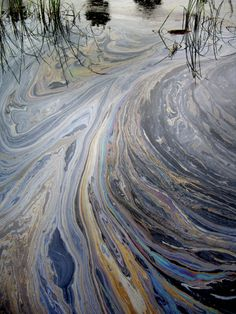 Oil on the Water