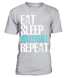 """# Eat Sleep Volleyball Repeat T-Shirt Cool Sport Game Gift .  Special Offer, not available in shops      Comes in a variety of styles and colours      Buy yours now before it is too late!      Secured payment via Visa / Mastercard / Amex / PayPal      How to place an order            Choose the model from the drop-down menu      Click on """"Buy it now""""      Choose the size and the quantity      Add your delivery address and bank details      And that's it!      Tags: Eat Sleep Volleyball…"""