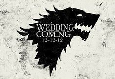 A Game Of Thrones Wedding | When Geeks Wed