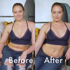 Iskra Lawrence Is Calling Out Misleading Instagram Poses: 'Let's Be Honest' - Health