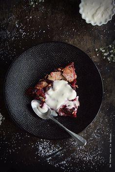 Galette aux fruits rouges (gluten free)