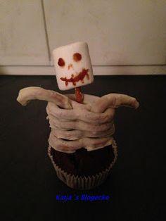 Katja's Blogecke: Süße Skelette Halloween Spezial