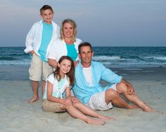 Beach Portraits in Myrtle Beach by Myrtle Beach Family Photography - Families