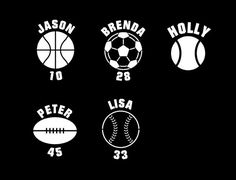 Soccer Mom Car Decal Die Cut Decal Soccer Ball Decal Sports Decal - Soccer custom vinyl decals for car windows