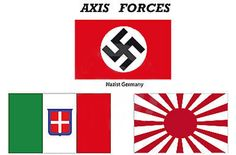 Japan attacked allied countries to increase