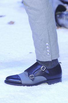 Detailed photos of Moncler Gamme Bleu Autumn (Fall) / Winter 2013 men's African Shirts For Men, African Dresses Men, African Clothing For Men, Mens Clothing Styles, Nigerian Men Fashion, Indian Men Fashion, Mens Boots Fashion, Mens Fashion Suits, Moncler