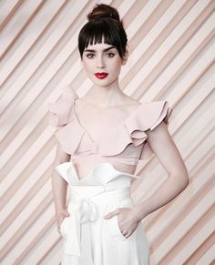 Beauty Queen ❤️ Lily Collins