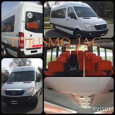 EMPRESA DE COMBIS Y MINIBUSES TURISMO JAC EMPRESA DE COMBIS Y MINIBUSES SPRINTER 15 Y 19 BUTACAS.}DEDICADA DESDE 1995 AL TRANSPORTE DE ... http://pilar.evisos.com.ar/empresa-de-combis-y-minibuses-turismo-jac-id-974578