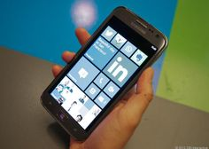 Samsung gets Windows 8 with the Ativ S