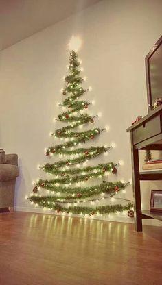 40 apartment decorating christmas lights (8)
