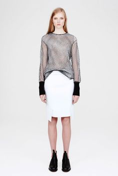 cool chic style fashion: DION LEE FALL RTW 2013/2014.