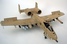 1/48 Monogram A-10 by Thang Le