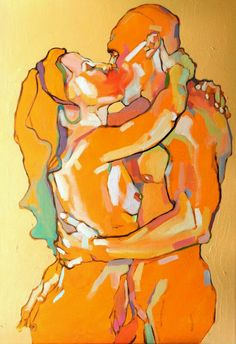 oil on canvas cm Kiss Painting, Figure Painting, Exotic Art, Black Love Art, Couple Art, Fantasy Art, Fantasy Romance, Anime Comics, Portrait Art