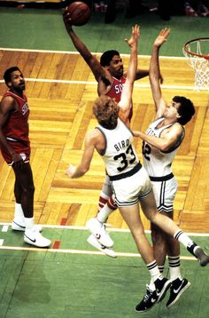 doc dunks over bird and mchale