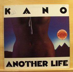 KANO-Another-Life-Vinyl-LP-RARE-Italo-Disco-Pop-Dance-School-China-Star