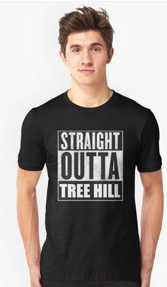 6bf63a8b Straight Outta Tree Hill | Slim Fit T-Shirt. Ronaldo Soccer PlayerSoccer  PlayersFootball ...