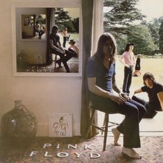 Hipgnosis is The Beatles of album cover art — nobody has ever done it better than the British design firm founded by Storm Thorgerson and Aubrey Powell. Their first cover was Pink Floyd& Storm Thorgerson, Pink Floyd Album Covers, Rock Album Covers, David Gilmour, Pop Rock, Rock And Roll, Art Pink Floyd, Lp Vinyl, Vinyl Records
