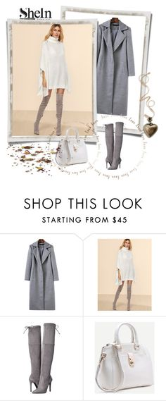 """""""SheIn 2/XI"""" by nermina-okanovic ❤ liked on Polyvore featuring GUESS and shein"""