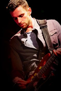 Guy Berryman   A.K.A Handsome bassist from Coldplay