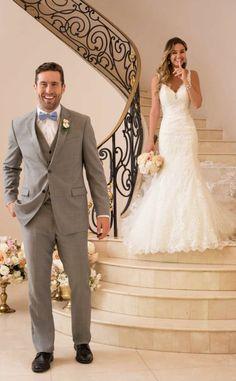 Courtesy of Stella York Wedding Dresses