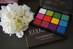 VISEART BRIGHT EDITORIAL PALETTE