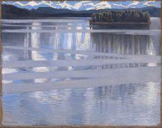 Lake Keitele 1905, Akseli Gallen-Kallela