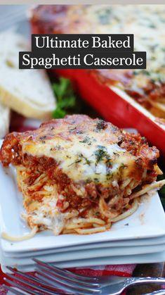 Wine Recipes, Pasta Recipes, Beef Recipes, Real Food Recipes, Healthy Recipes, Noodle Recipes, Healthy Eats, Healthy Foods, One Pot Meals