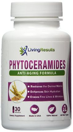Phytoceramides Capsules *** Click image to review more details.  This link participates in Amazon Service LLC Associates Program, a program designed to let participant earn advertising fees by advertising and linking to Amazon.com.
