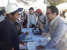 A través de la Bolsa de Trabajo, se han atendido de enero a la fecha a cerca de 300 personas – Morelia, Michoacán, 09 de marzo de 2017.-Con el apoyo ...