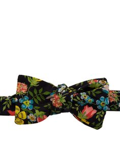 Floral Bowties!