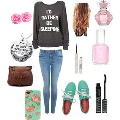 Cute outfit for school! AGENT MARIAH what do u think?The Fashion: Gorgeous dress black fur Summer outfits Teen fashion Cute Dress! Clothes Casual Outift for Daily Fashion, Cute Fashion, Teen Fashion, Fashion Outfits, Womens Fashion, Fashion Clothes, Latest Fashion, Cute Outfits For School, Outfits For Teens