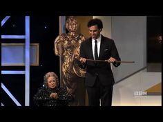 SACHA BARON COHEN Kills Award Presenter at the 2013 Britannia Awards - BBC AMERICA - YouTube