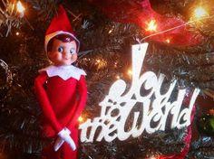 Name your elf- ideas