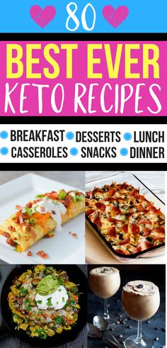 These easy keto recipes for my ketogenic diet are the BEST!!! Great ketogenic recipes for keto diet beginners! Love these keto dinners, keto breakfast, keto desserts, keto lunches, keto casseroles, & keto snacks! PINNING FOR LATER!!! #ketorecipes #keto #ketogenic #ketogenicdiet #lowcarb #lowcarbrecipes #lchf #lowcarbdiet #keto #healthyrecipes #healthylifestyle